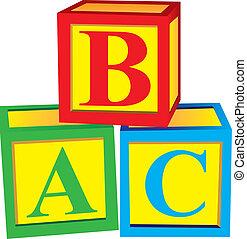 abeceda pařez