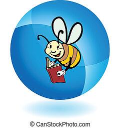 abeille, lecture
