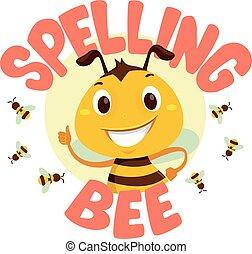 abeille, mot, orthographe