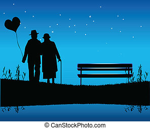 abend, romantische
