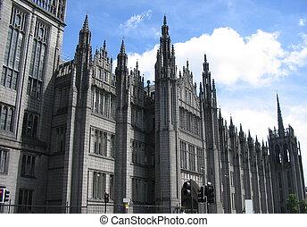 Aberdeen church, Scotland