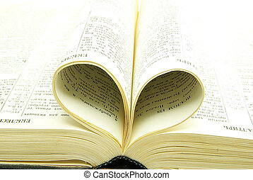 aberta, bíblia
