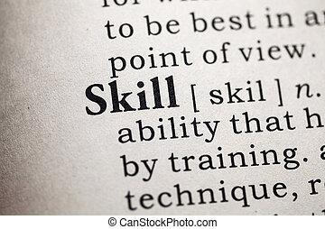 abilità