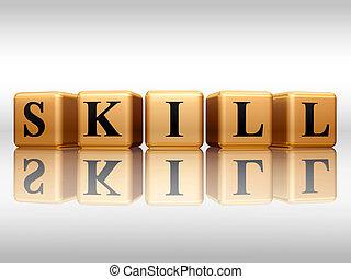 abilità, riflessione