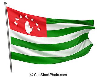 Abkhazia National Flag