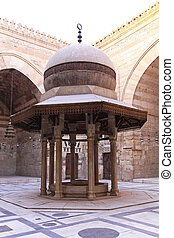 Ablution fountain Mosque
