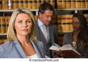 abogados, en, el, biblioteca ley