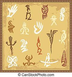 Aboriginal 01 - Aboriginal Art