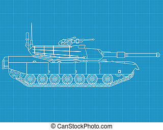 Abraham tank