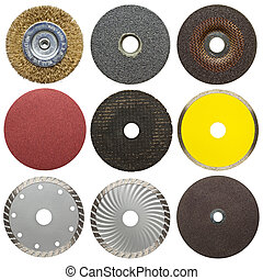 Abrasive disks - Abrasive disks for metal and stone...