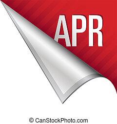 abril, aba, canto