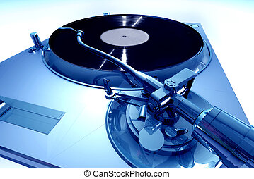 absolut turntable - turntable from a dramatic point of view
