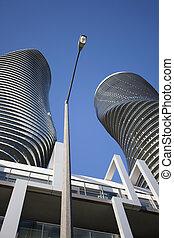 Absolute Towers Mississauga Toronto Marilyn Monroe buildings