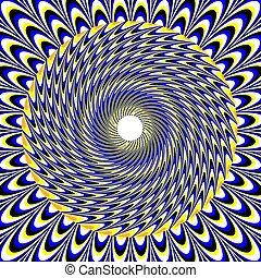 absorção, (motion, illusion)