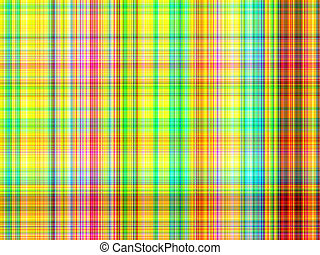 Absrtract plaid or tartan pattern background