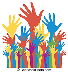 abstimmung, wahl, hands., allgemein