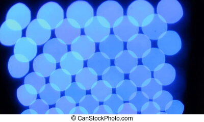 abstrack light 5 - abstract flashing multicolor light in...