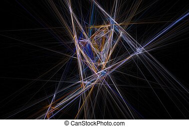 abstrackt - abstract digital color background digital ...