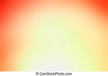 abstract, 2, tonen, warme
