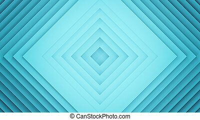 Abstract 3d rendering square background.