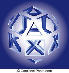 Abstract 3g geometric