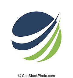 ABSTRACT ACCOUNTING FINANCIAL MANAGEMENT LOGO DESIGN TEMPLATE