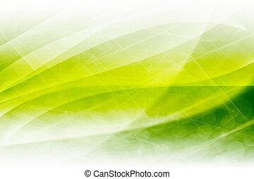 abstract, achtergrond, grunge, groene