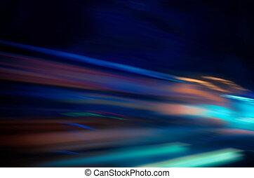 abstract, achtergrond, lichten, bokeh, defocused