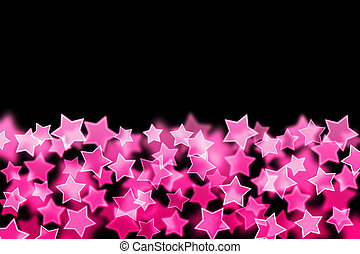 abstract, achtergrond, met, ster, textuur