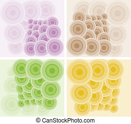 abstract and Fashion background texture - vector illustration