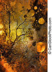 abstract and grunge background