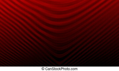 Abstract animated glowing background