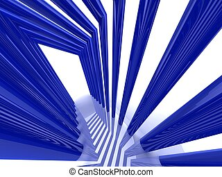 Abstract Architecture Background