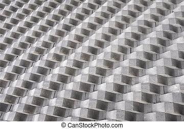 Abstract Architecture Concrete Detail