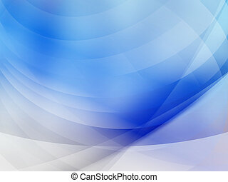 Abstract arcs-aura background