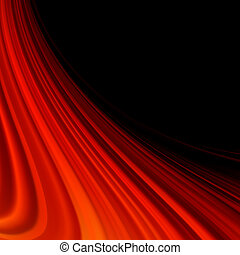 Abstract ardent background. EPS 10 vector file included
