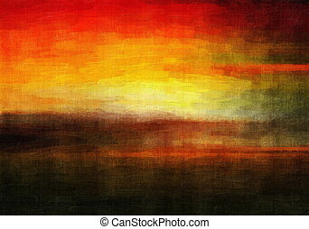 Abstract art background - Abstract art vintage textured ...