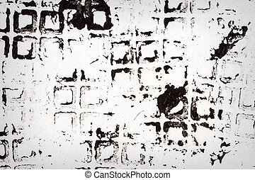 Abstract art background - Abstract hand painted art ...