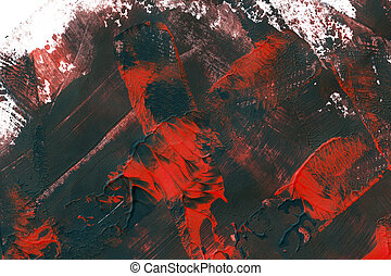 Abstract art background - Abstract hand painted arts ...