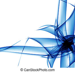 beautiful abstract background or art element for your projects