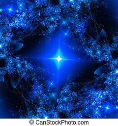 Abstract art star backdrop (wallpaper). - Abstract art star ...
