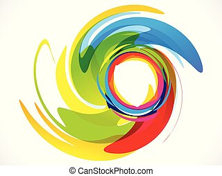 abstract artistic creative colorful explode