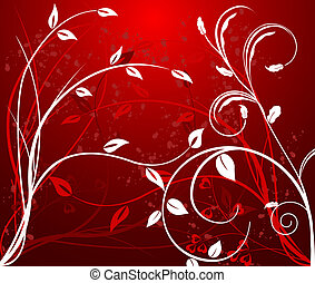 Abstract  artistic vector