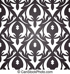 abstract Asian traditional pattern
