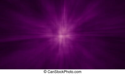 Abstract Aura Star Shine BG Purple