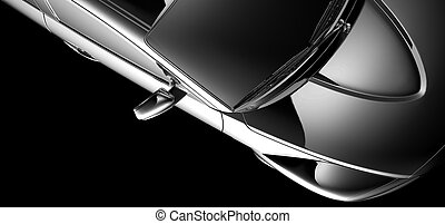 abstract, auto, model