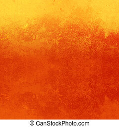 Abstract background - Abstract orange grunge background. ...