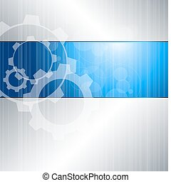Abstract background - Abstract technology background