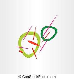 abstract background art design element