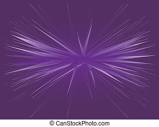Abstract background art space vecto